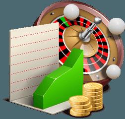 roulette systeem spelen