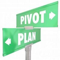 Pivot strategie